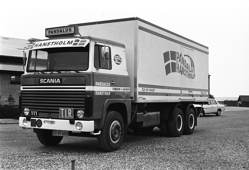 Pandalus 04 - Scania 111