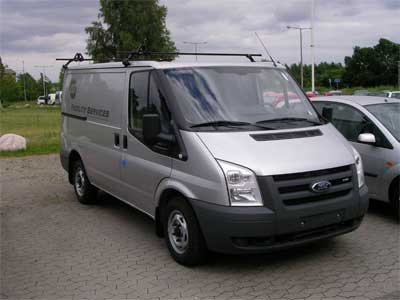 Ford Transit 2006 ISS